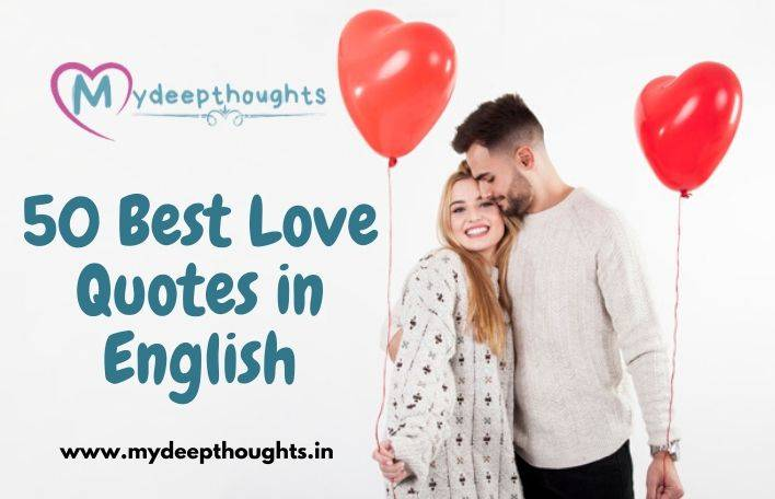 50 The Best Quotes on Love
